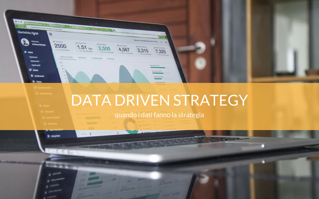 dalla strategia alla data driven strategy