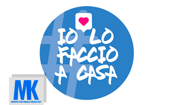 #IoLoFaccioACasa un hashtag e 10.000 influencer
